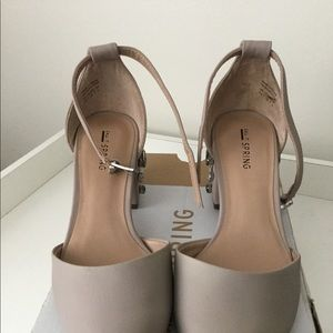 Shoes with heels by Call It Spring